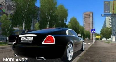 Rolls-Royce Wraith [1.5.9], 3 photo